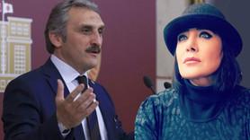 AKP'nin 'Yeliz'i ile Habertürk yazarı kapıştı!
