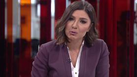 CNN Türk yayınında duygusal anlar