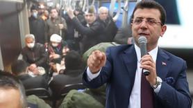 Ekrem İmamoğlu'ndan 'dolu otobüs' tepkisi