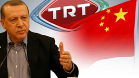 Çin, TRT'yi Erdoğan'a şikayet etti!