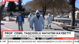 Halk TV'de büyük skandal!