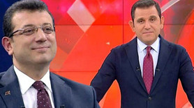 Ekrem İmamoğlu'ndan Fatih Portakal'a destek!