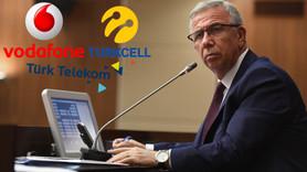 Mansur Yavaş'tan GSM operatörlerine çağrı