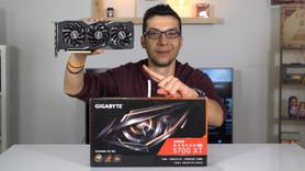 Yüksek FPS veren Gigabyte RX5700 XT Gaming OC 8G!
