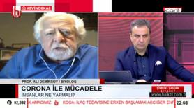 Halk TV'de skandal koronavirüs yorumu!
