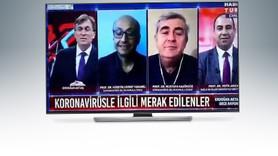 Virüs tartışılırken konu Beşiktaş'a bağlandı