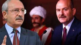Soylu'nun istifası Kılıçdaroğlu'na soruldu!