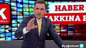 FOX TV sunucusu Fatih Portakal'a dava şoku!