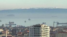 İstanbul'dan Uludağ gözükmeye başladı
