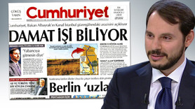 Cumhuriyet muhabirine 'Kanal İstanbul' davası