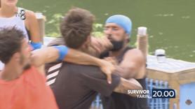 Survivor'da Barış ile Yasin kavgası şoke etti!