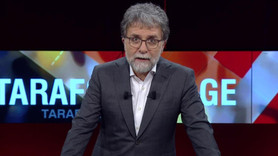 Usta gazeteci Ahmet Hakan'a ateş püskürdü!