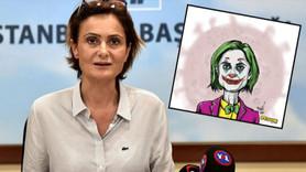 Kaftancıoğlu'dan 'Joker' karikatürü için yanıt!