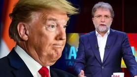 Trump'ın dezenfektan önerisine olay yorum!