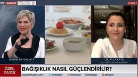 TRT Haber spikerinden ilginç soru