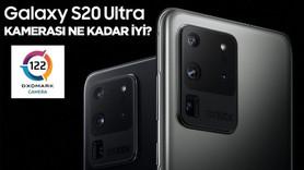 Samsung Galaxy S20 Ultra kamera performansı nasıl?