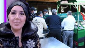 Nur Yerlitaş son yolculuğuna uğurlandı!