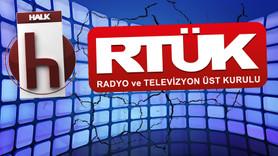 RTÜK'ten Halk TV'deki o programa ağır ceza!