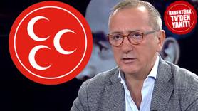 Fatih Altaylı bir dava da MHP'li isme açıyor!