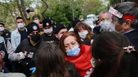 DİSK Başkanı Arzu Çerkezoğlu gözaltına alındı