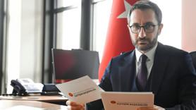 İngiliz basınının Türkiye haberine Altun'dan tepki
