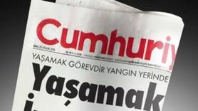 Cumhuriyet gazetesi 96 yaşında