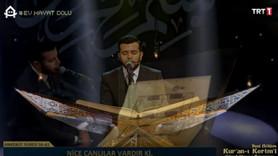 Kur'an yarışması birincisine şok suçlama