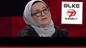 Ülke TV'den 'Sevda Noyan' açıklaması