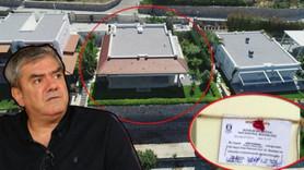 Yılmaz Özdil'in evi mühürlendi, yıkım kararı çıktı