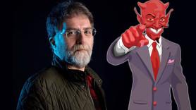 'Şeytan' Ahmet Hakan'a ne fısıldadı?