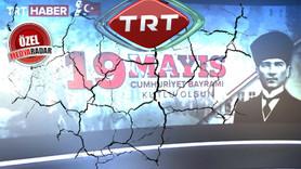 TRT'de 19 Mayıs skandalının faturası kesildi
