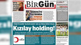 Cumhuriyet'in ardından BirGün'e de ceza!