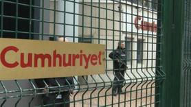 Cumhuriyet'e basın tarihine geçecek ceza