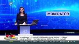 TRT'den sonra bir cehalet de 24 TV'den!