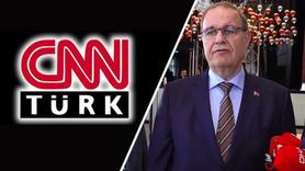 Bize kumpas kurmak isteyen CNN Türk'tür!