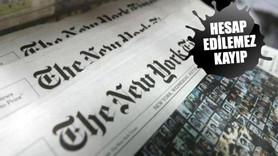 New York Times'tan çarpıcı corona manşeti!