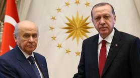 Erdoğan ve Bahçeli'den aylar sonra ilk kare!