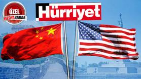 ABD ile Çin'in kavgası Hürriyet'e yaradı