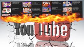 Emniyet o YouTube kanallarına kilit vurdu!