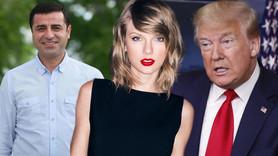 Taylor Swift Selahattin Demirtaş gibi konuştu
