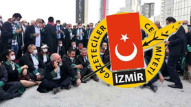 Gazetecilerden baro başkanlarına destek
