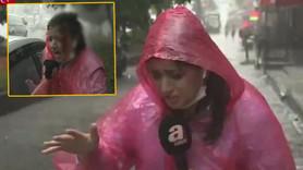 A Haber muhabiri kanlar içinde kaldı!
