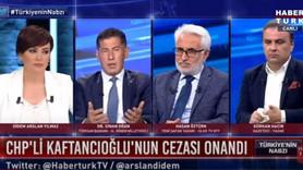 Yeni Şafak yazarı, Osman Öcalan'ı böyle savundu!