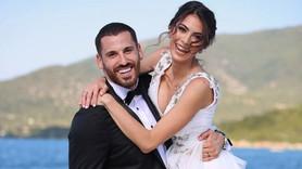 Ünlü sunucu ile basketbolcu evlendi!