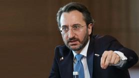 Fahrettin Altun'dan 'sosyal medya' açıklaması