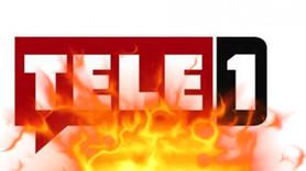 TELE1'de yangın paniği! Yayın yapılamıyor