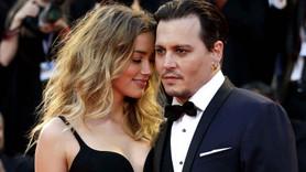 Johnny Depp'in şok eden Amber Heard mesajı!