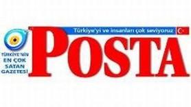 POSTA'NIN İNTERNET SİTESİNDE YENİ GÖREVLENDİRME!