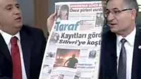 MHP'Lİ VEKİL TARAF GAZETESİNİ BOMBALADI!