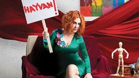 NAZAN ÖNCEL ÖZLEYENLERİNE SESLENİYOR: HAYVAN!